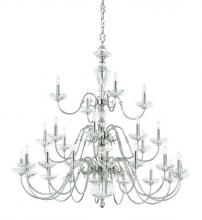 Nulco 4558-03 - Up Chandelier