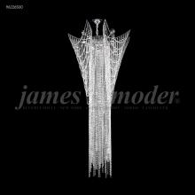 James R Moder 96226S00 - Medallion Collection Entry Chandelier