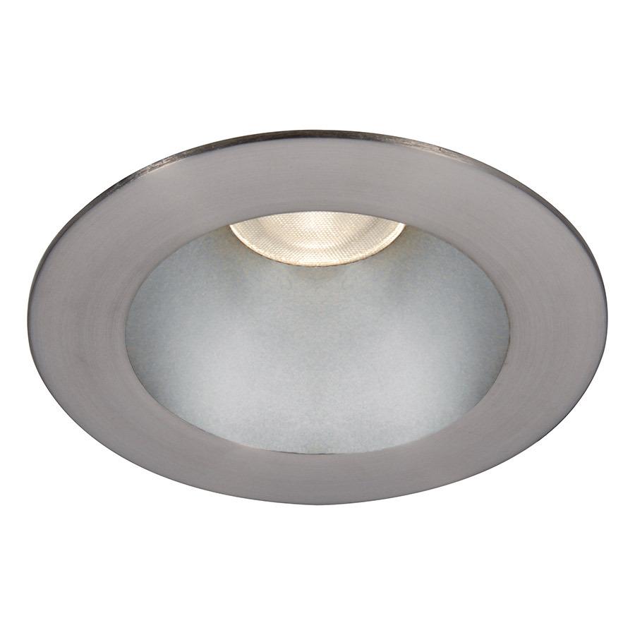 80+ CRI Haze//Brushed Nickel WAC Lighting HR3LEDT118PN827HBN Tesla PRO 3.5 LED Round Open Reflector Trim with Light Engine 2700K Narrow Beam,